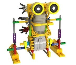 Конструктор Loz Робот Скутер (A0011) фотография 2