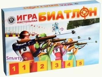 Настольная игра Биатлон (Новое поколение) фотография 2