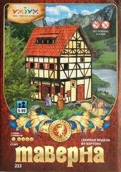 Сборная модель из картона Таверна  фотография 1