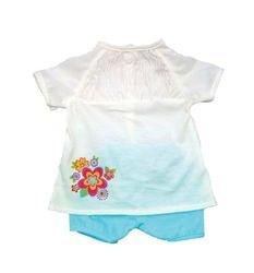 Фото Одежда для куклы 38-43 см кофточка и штанишки (452077)
