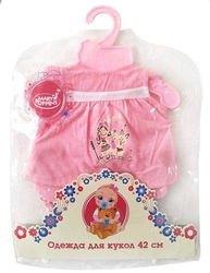 Фото Одежда для куклы 42 см кофточка и штанишки (452058)