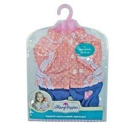 Фото Одежда для куклы 42 см кофточка и штанишки (452029)