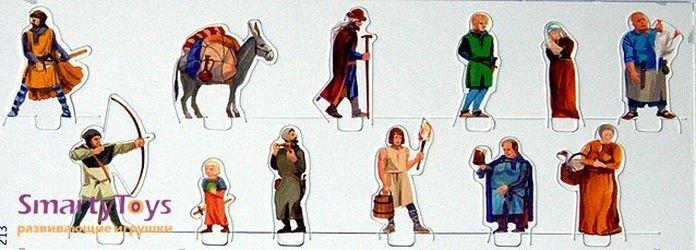 Сборная модель из картона Таверна  фотография 3