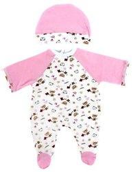 Одежда для куклы 38-42 см Комбинезон с шапочкой (62/452049) фотография 2