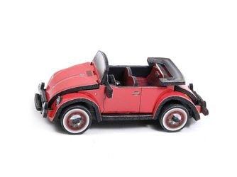 3D пазл машина Volkswagen Beetle фотография 1