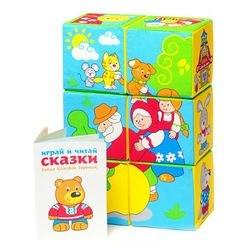 Фото Мягкие кубики Мякиши Сказки в картинках (350)
