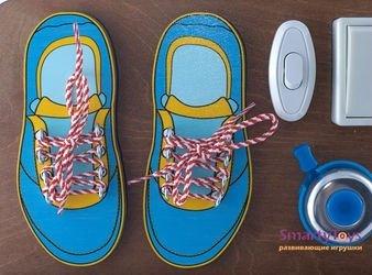 Бизиборд для мальчика №1 40х50 (7902) фотография 2