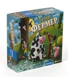 Фото Настольная игра Супер Фермер Карманный вариант (PG-17006)