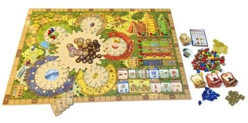 Настольная игра Цолькин Календарь Майя (Tzolkin) фотография 1
