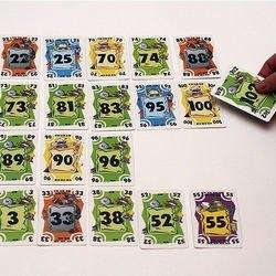 Настольная карточная игра Корова 006 (в картонной коробке) фотография 2