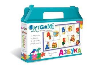 Фото Настольная игра Азбука в чемоданчике (00690)