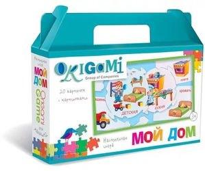 Фото Настольная игра Мой дом в чемоданчике (01281)