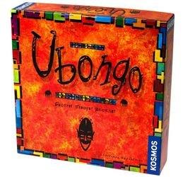 Фото Настольная игра Убонго (2е издание)