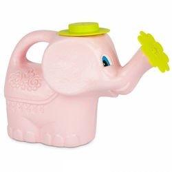 """Фото Лейка детская """"Розовый слонёнок"""" 1,3 л (9286)"""