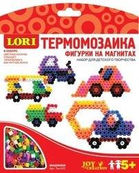 Термомозаика Машинки с магнитами фотография 1