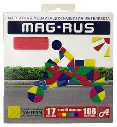 "Фото Магнитная мозаика ""Спорт"" для развития интеллекта 108 эл. (101А)"