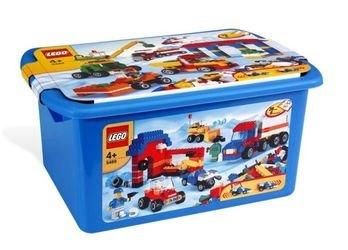 5489 Ящик - большой набор транспорт (конструктор Lego Creator) фотография 1