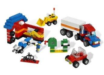 5489 Ящик - большой набор транспорт (конструктор Lego Creator) фотография 2
