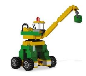 5489 Ящик - большой набор транспорт (конструктор Lego Creator) фотография 3