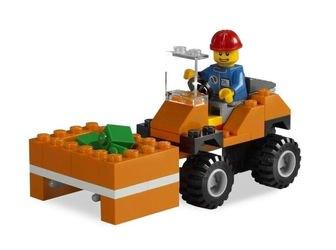 5489 Ящик - большой набор транспорт (конструктор Lego Creator) фотография 5