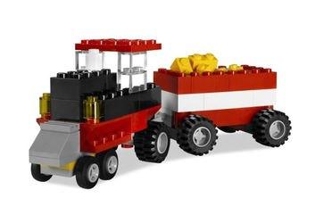 5489 Ящик - большой набор транспорт (конструктор Lego Creator) фотография 6