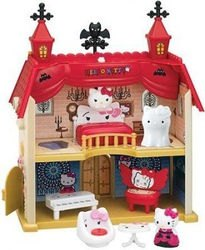 Фото Кукольный домик Hello Kitty (290664)