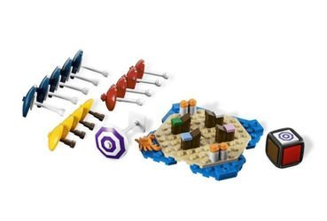 3852 Защита от солнца (настольная игра Lego) фотография 3