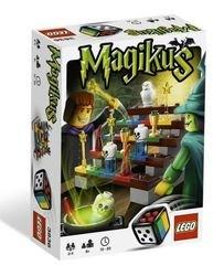 3836 Волшебник (настольная игра Lego) фотография 2