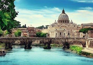 Фото Пазл Мост святого ангела 1000 элементов (10449)