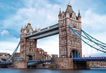 Фото Пазл Тауэрский мост через Темзу 1500 элементов (26140)