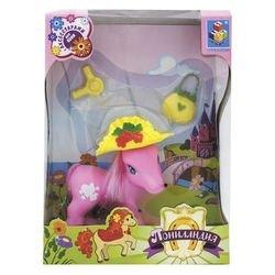Фото Игровой набор Маленькая Пони с аксессуарами Пониландия (54408)