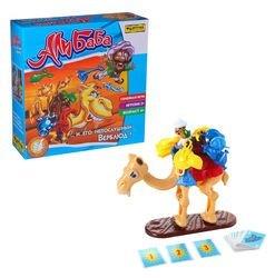 Фото Настольная семейная игра Али Баба и непослушный верблюд (Ф51233)