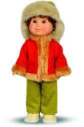 """Фото Кукла мальчик """"Митя на севере"""" озвученная 34 см (В2301/о)"""