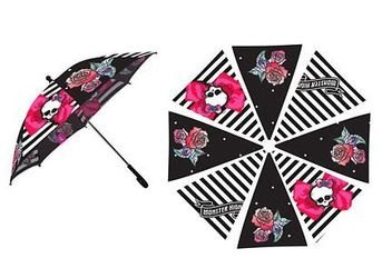 Фото Детский зонт Монстер Хай (Monster High) с розами (51434)