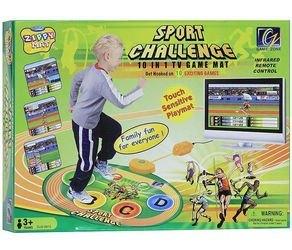 Интерактивный ТВ коврик Спортивный бросок фотография 2