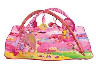 Фото Музыкальный развивающий коврик Принцесса Tiny