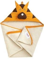 Фото Полотенце с капюшоном Оранжевый тигр