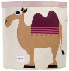 Фото Корзина для игрушек Песочный верблюд