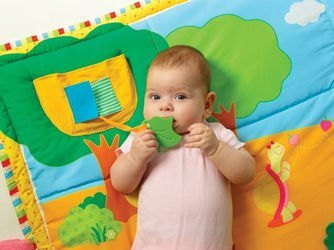 Развивающий коврик Мои маленькие открытия фотография 4