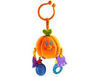 Развивающая игрушка Апельсин Оззи, серия Друзья фрукты  фотография 1