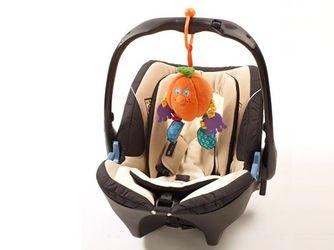 Развивающая игрушка Апельсин Оззи, серия Друзья фрукты  фотография 4