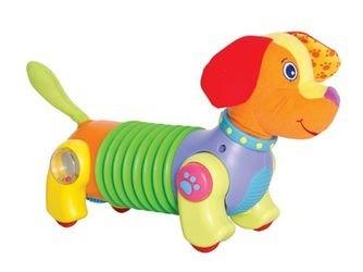 Игрушка-собачка Фред Догони меня фотография 2