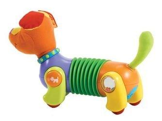 Игрушка-собачка Фред Догони меня фотография 3