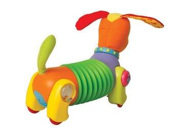 Игрушка-собачка Фред Догони меня фотография 4