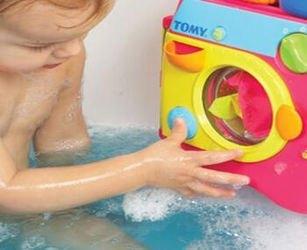 Игрушка для ванной Стиральная машина фотография 2