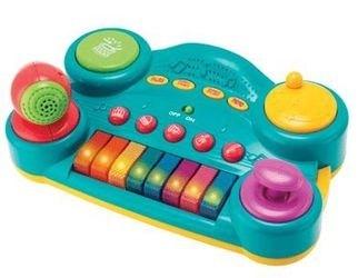 """Фото Музыкальная игрушка Синтезатор, серия """"Music Kidz"""""""