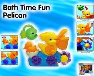 Игрушка для ванной Пеликан развивающий фотография 2