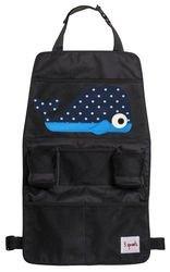 Фото Органайзер на спинку сидения автомобиля Синий кит