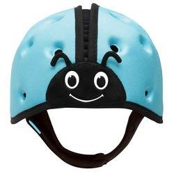 Фото Защитный шлем для малышей SafeheadBABY Божья коровка Синий