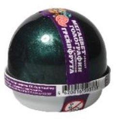 Фото Жвачка для рук Nano gum эффект голографии и аромат грейпфрута 25 гр